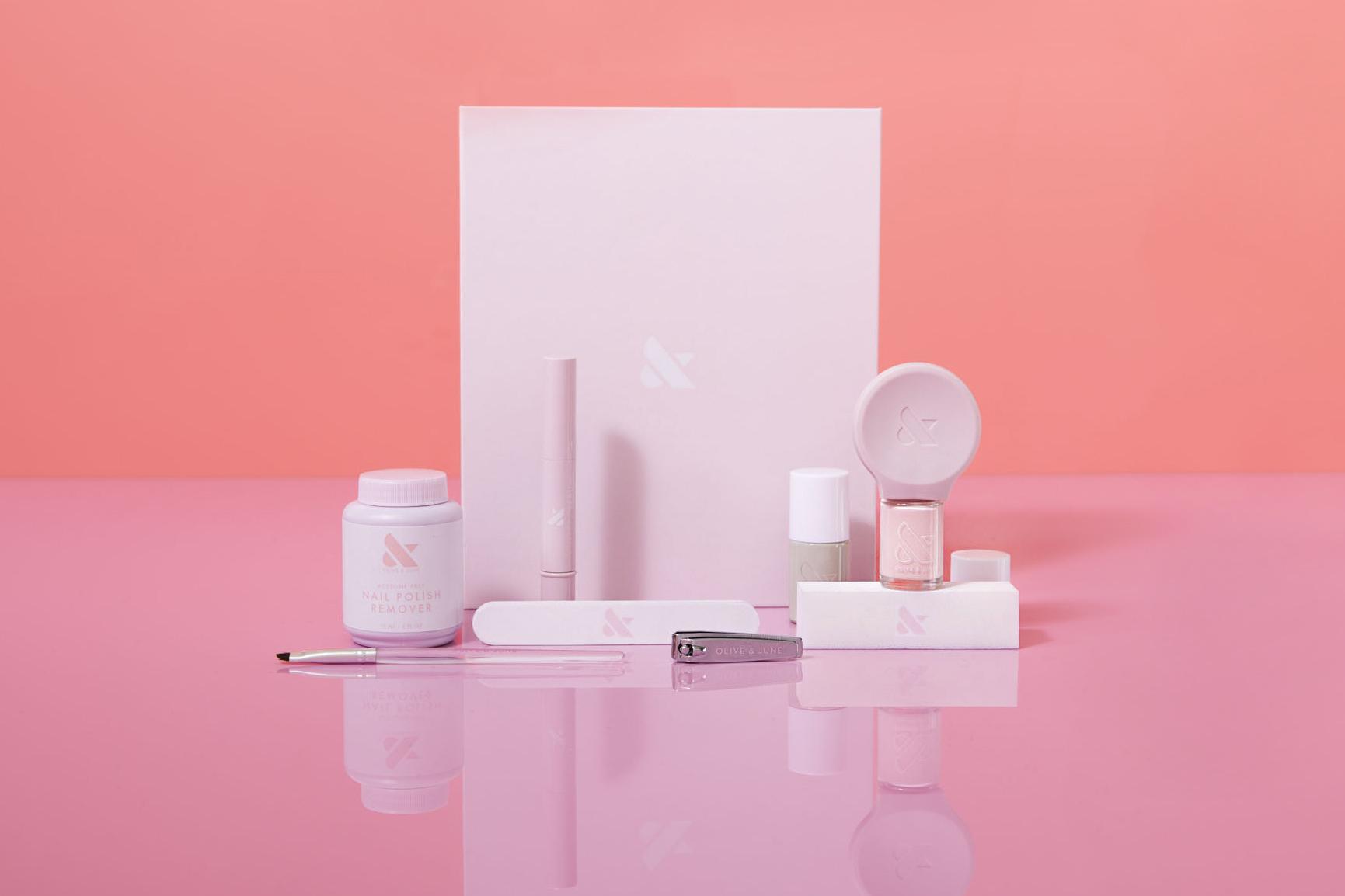 Oliva & June's new Studio Box