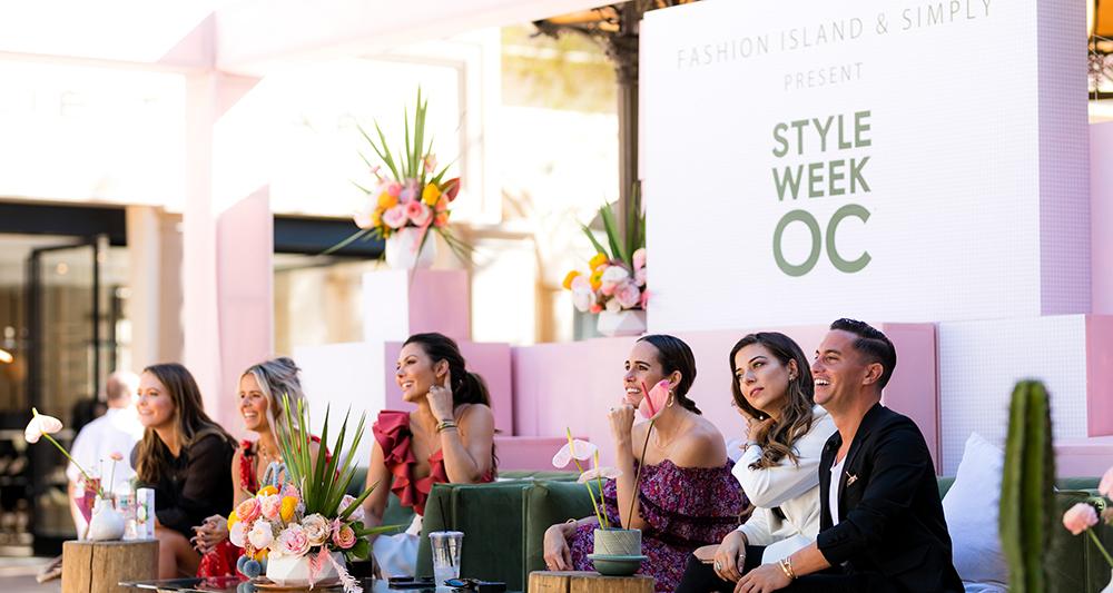 Fashion Island's StyleWeekOC® Coming This September!