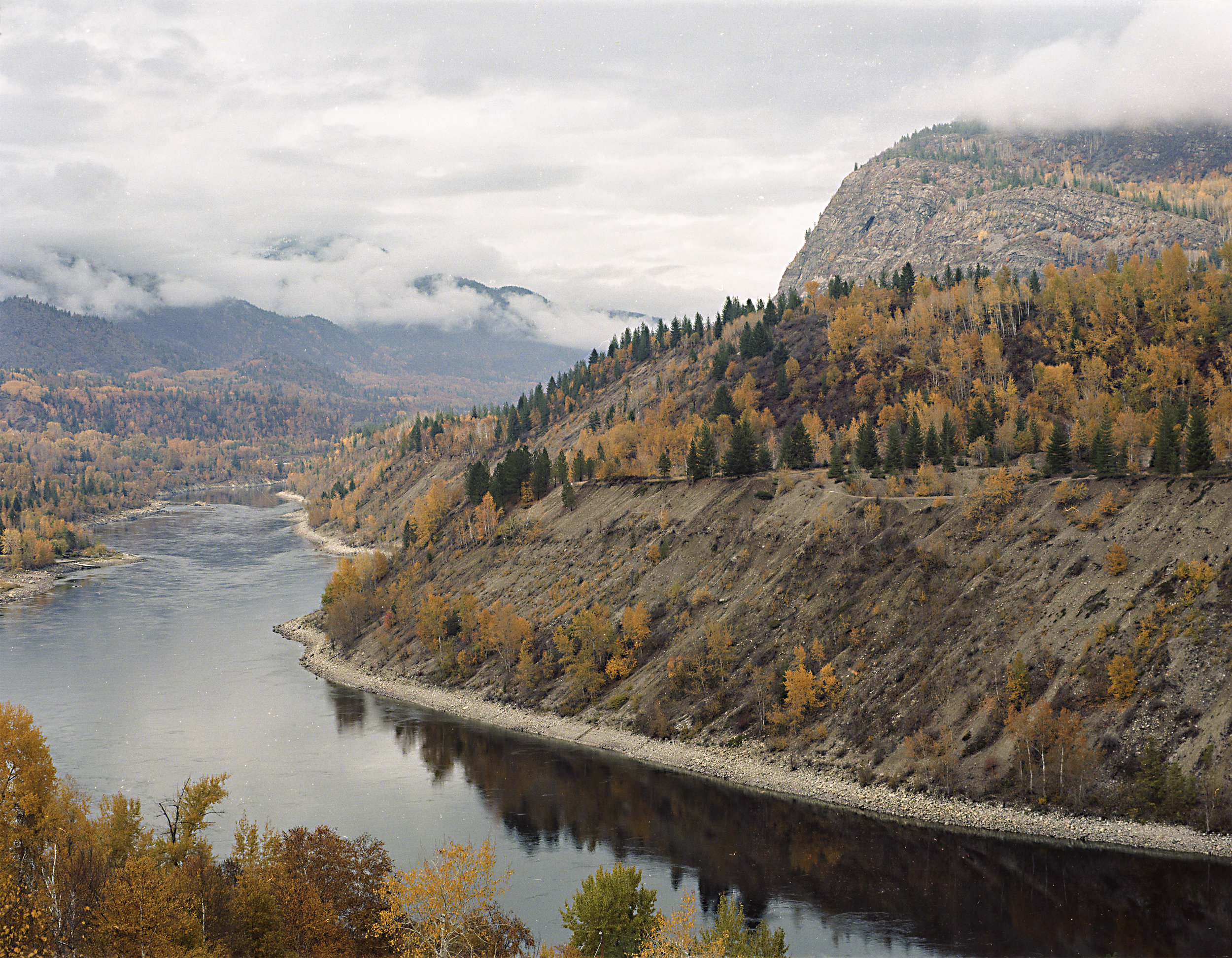 Columbia River, British Columbia