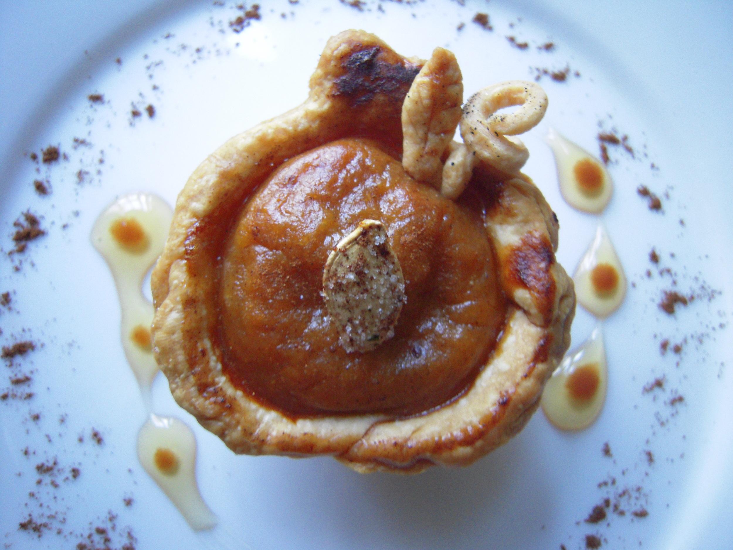Pumpkimini Pie