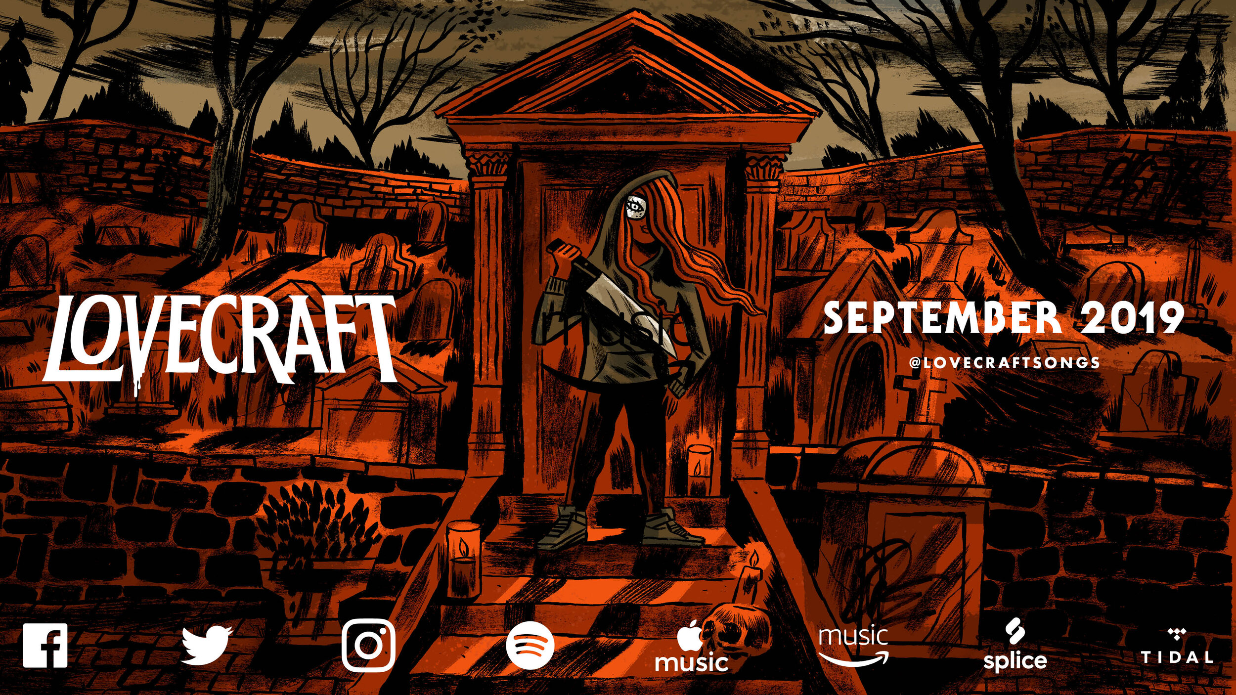 Lovecraft: This is Halloween Vol. 1
