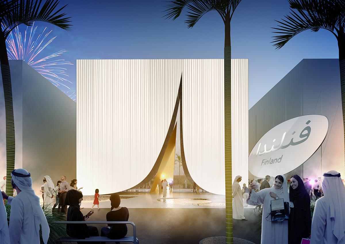 EXPO 2020 DUBAI Finland Pavilion