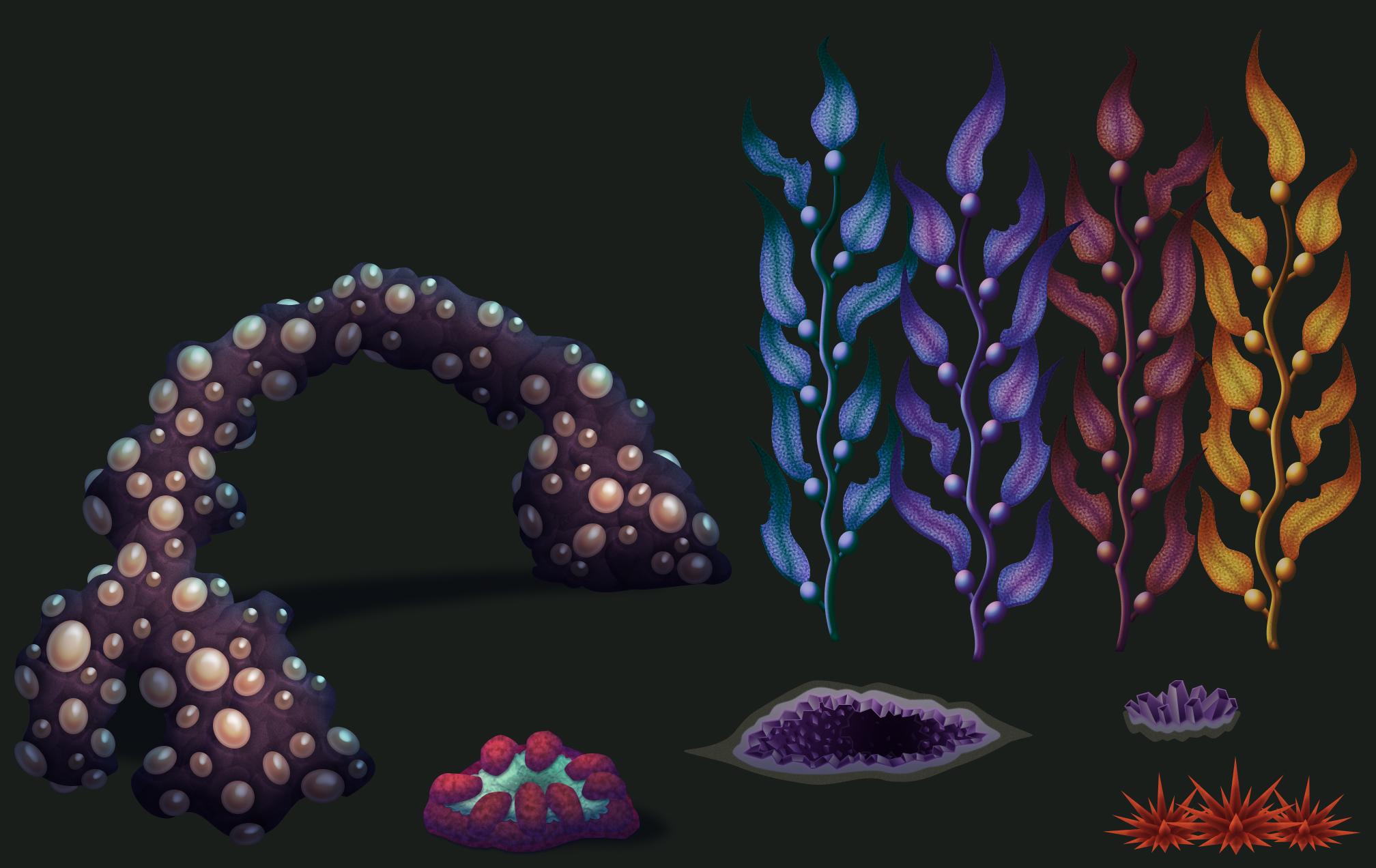 Spryke Underwater Assets