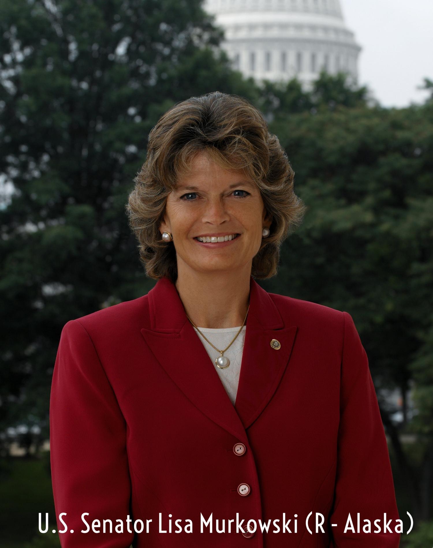 U.S. SENATOR LISA MURKOWSKI (R - ALASKA)