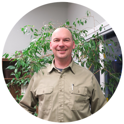 Jason Patzke, GPD Program Manager