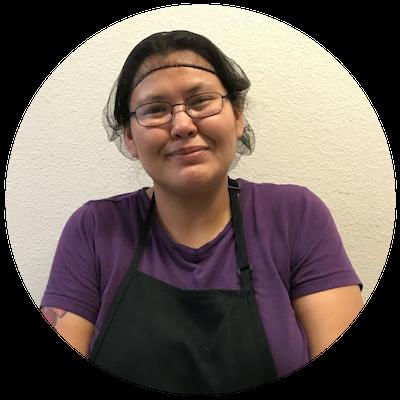 Leona Semaken, Assistant Kitchen Manager