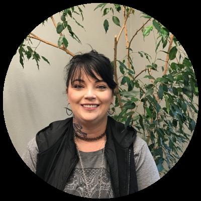 LeAnn Adams, Women's Night Shelter Manager