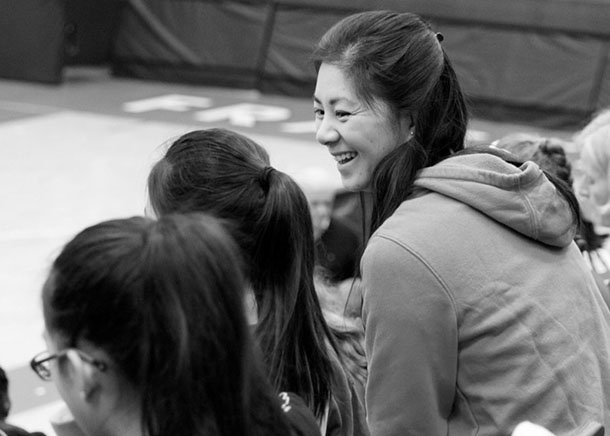 Observed families attending SFU Women's basketball game. Taken by Christy Lum (Nov 2018)