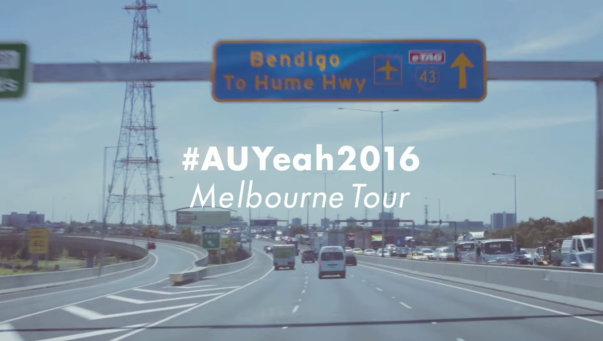 #AUYeah 2016 Tour Video