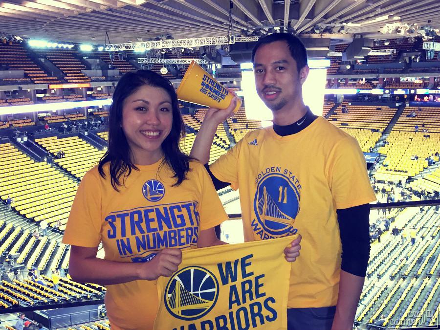 2015 Golden State Warriors Playoffs   craftycarmen