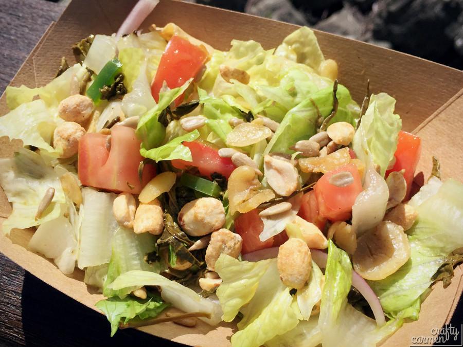 Burma Bear: Tea Leaf Salad | craftycarmen