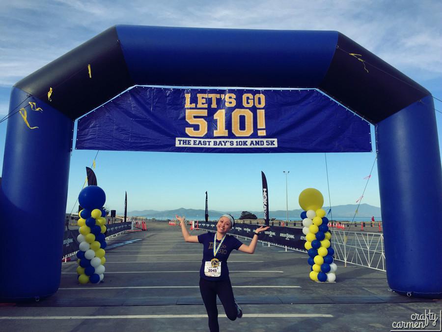 Let's Go 510 Race 2015 | craftycarmen