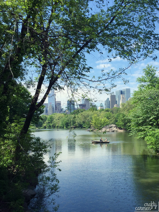 Central Park, New York | craftycarmen