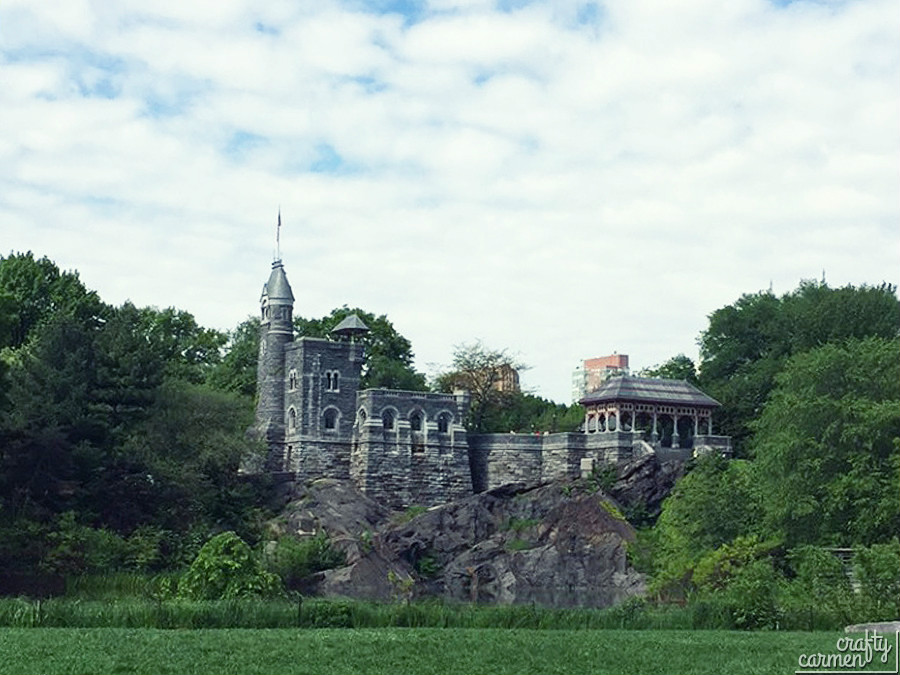 Belvedere Castle, New York | craftycarmen