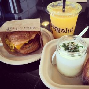 FAIRFAX + SLUT - eggslut • Los Angeles, CA