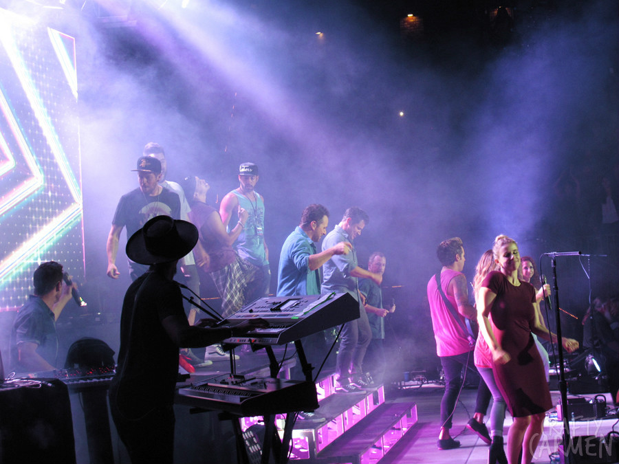 My2K Tour with 98 Degrees, Ryan Cabrera, Dream, O-Town | craftycarmen