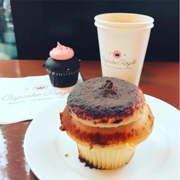 TIRAMISU CUPCAKE - Cupcake Royale • Seattle, WA