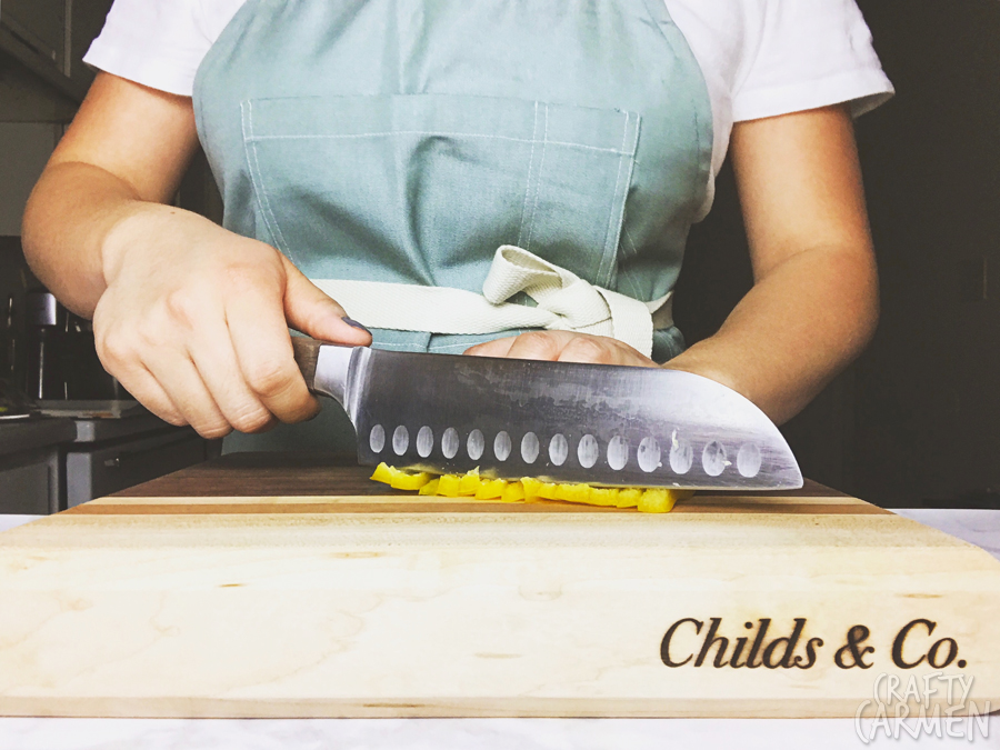 Butcher Block from Childs & Co | craftycarmen
