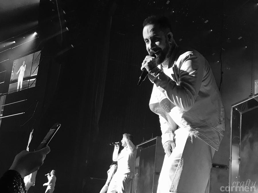 Backstreet Boys: Larger Than Life Residency in Las Vegas, NV | craftycarmen