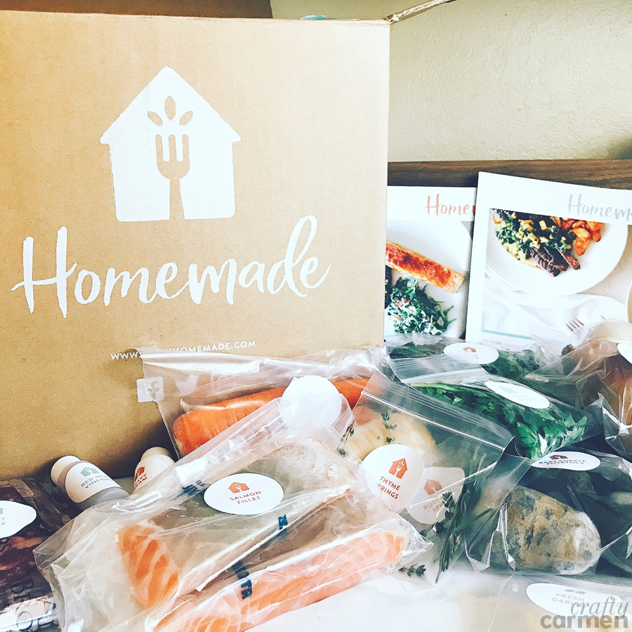 Homemade by Ayesha Curry — Week 2 | craftycarmen