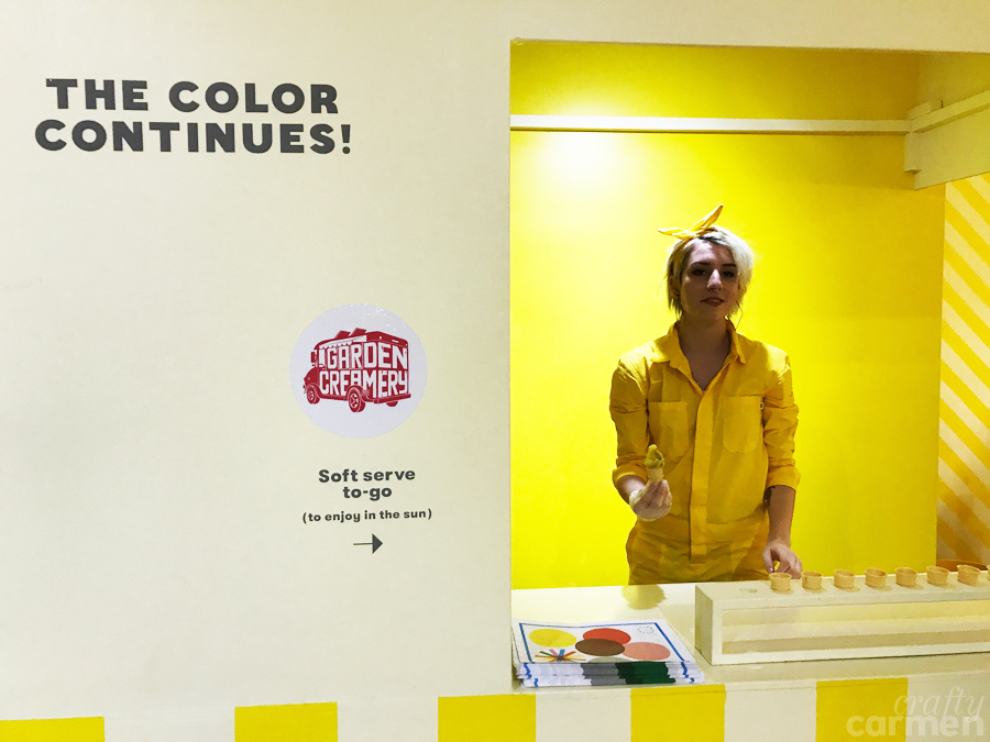 The Color Factory in San Francisco, CA | craftycarmen