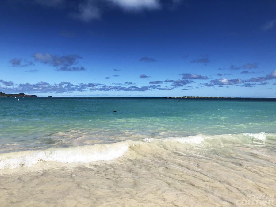 Kailua Beach Park in Kailua, HI | craftycarmen