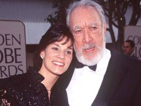 Katherine and Anthony Quinn