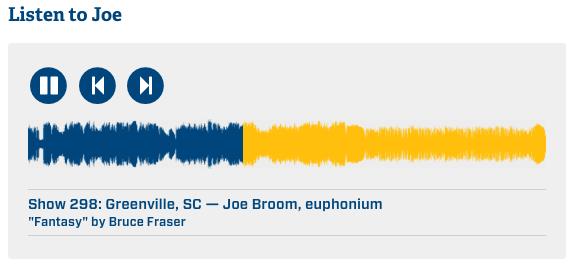 NPR Joe Broom