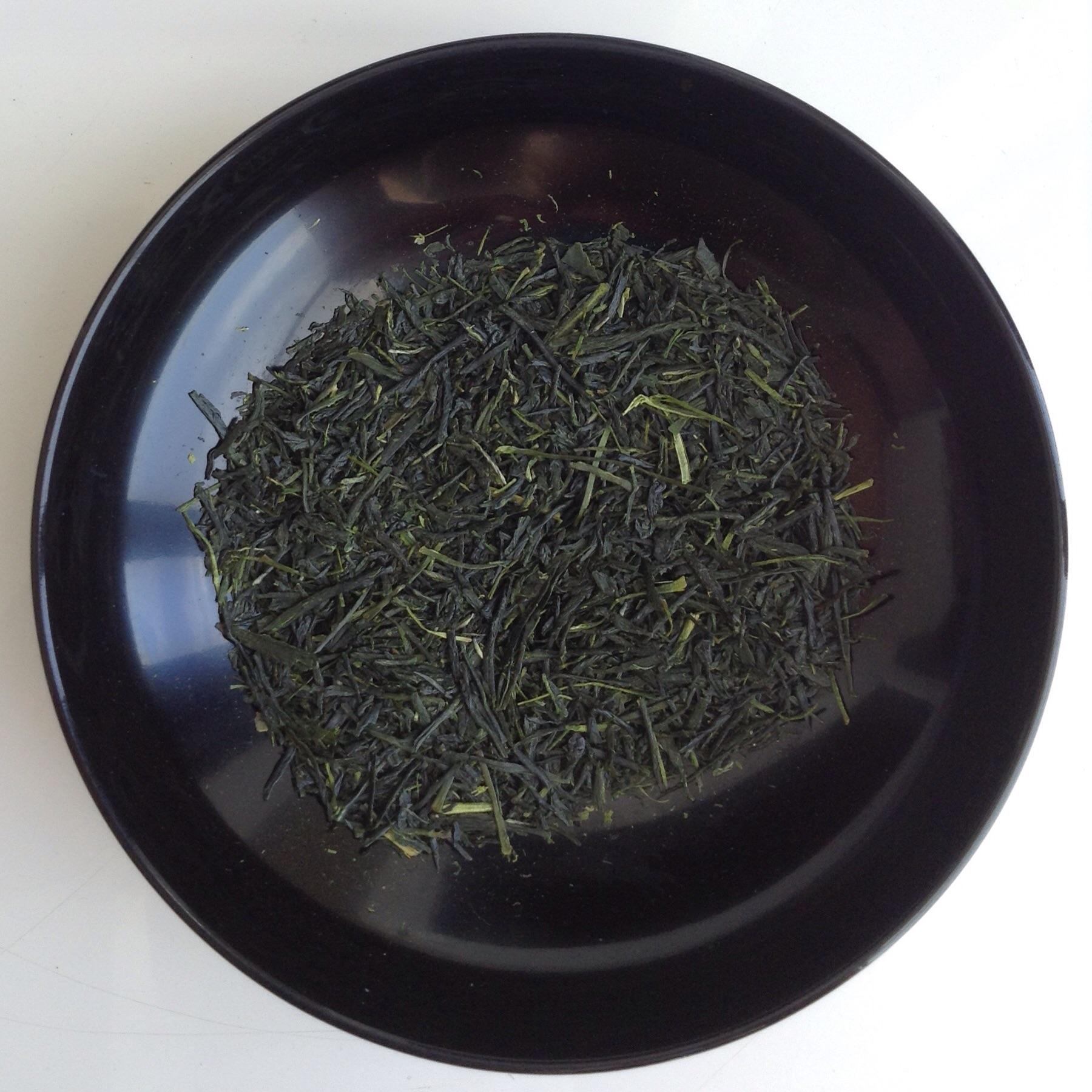 Loose leaf new green tea-新茶 from Miyazaki prefecture