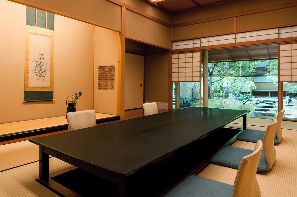 Individual dining room at Daigo (from Daigo website)