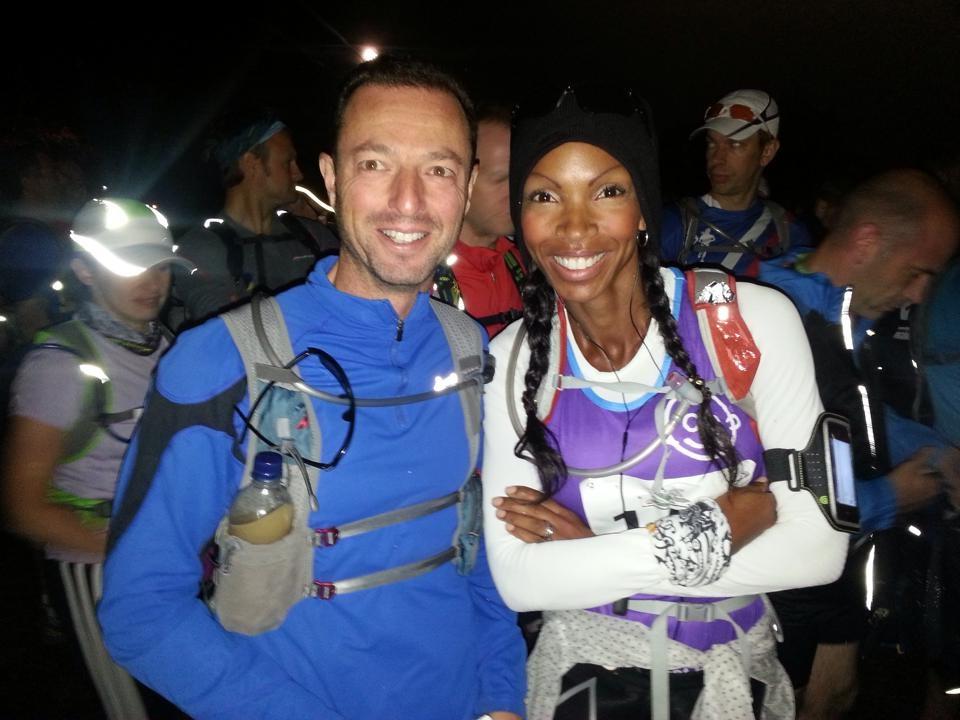 Annie Foulds Marathon Runner