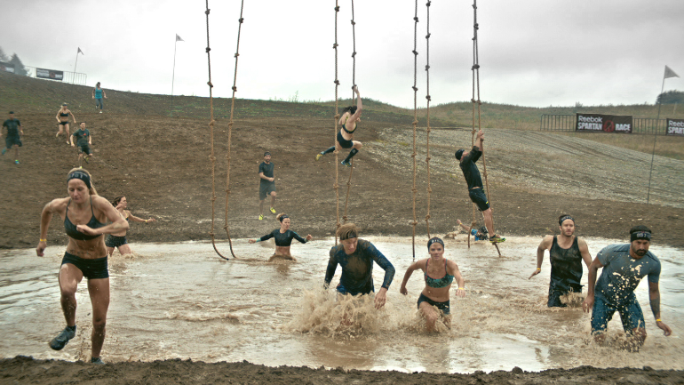 Reebok Be More Human Spartan Race
