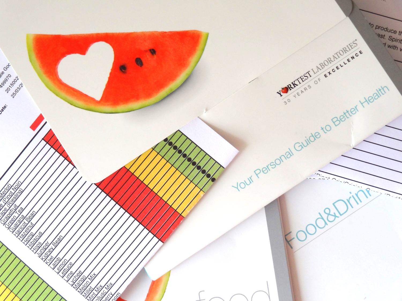 Food&DrinkScan-YorkTest-Food-Intolerance-Review