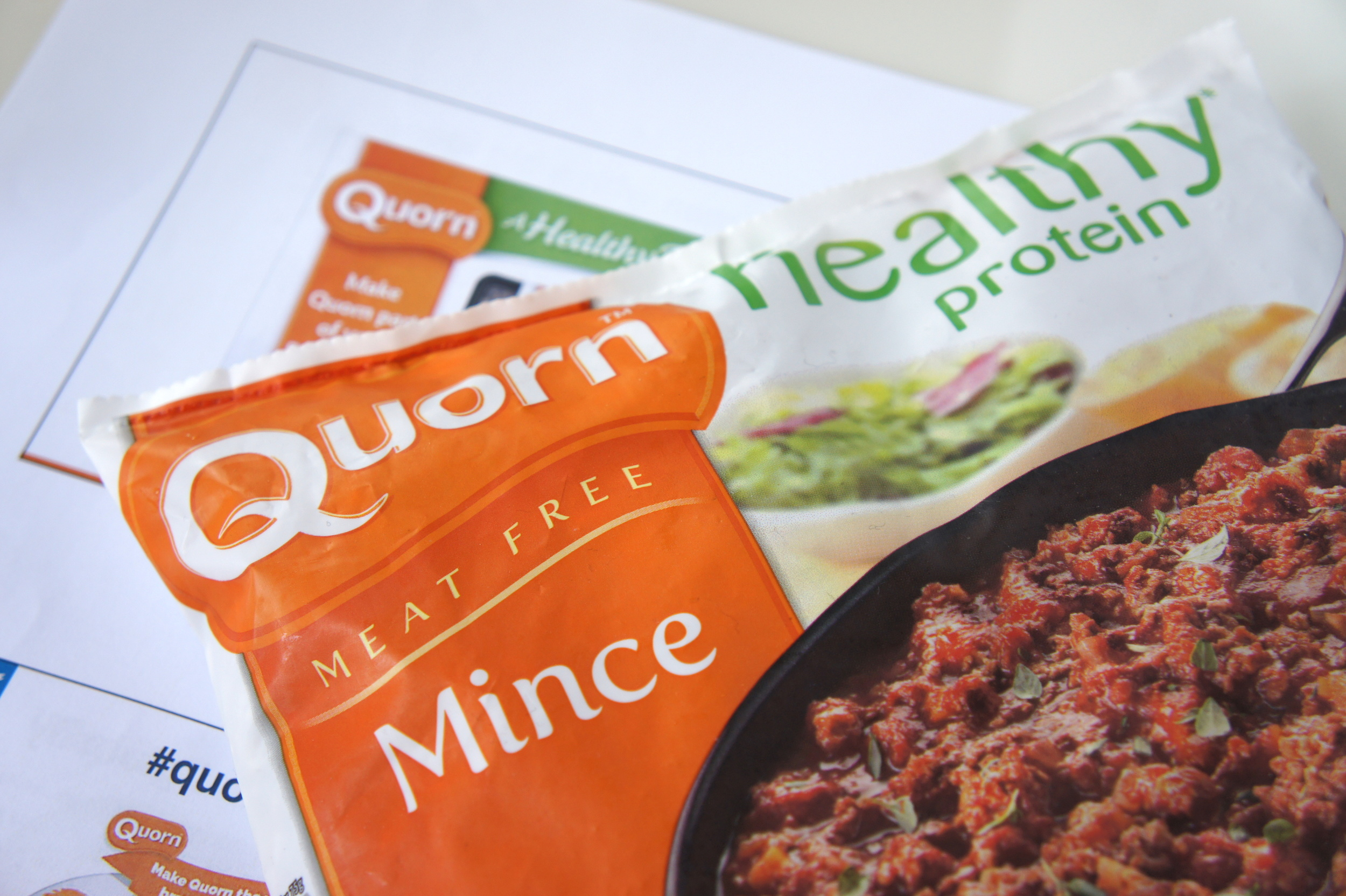 Quorn-Mycoprotein-Mince