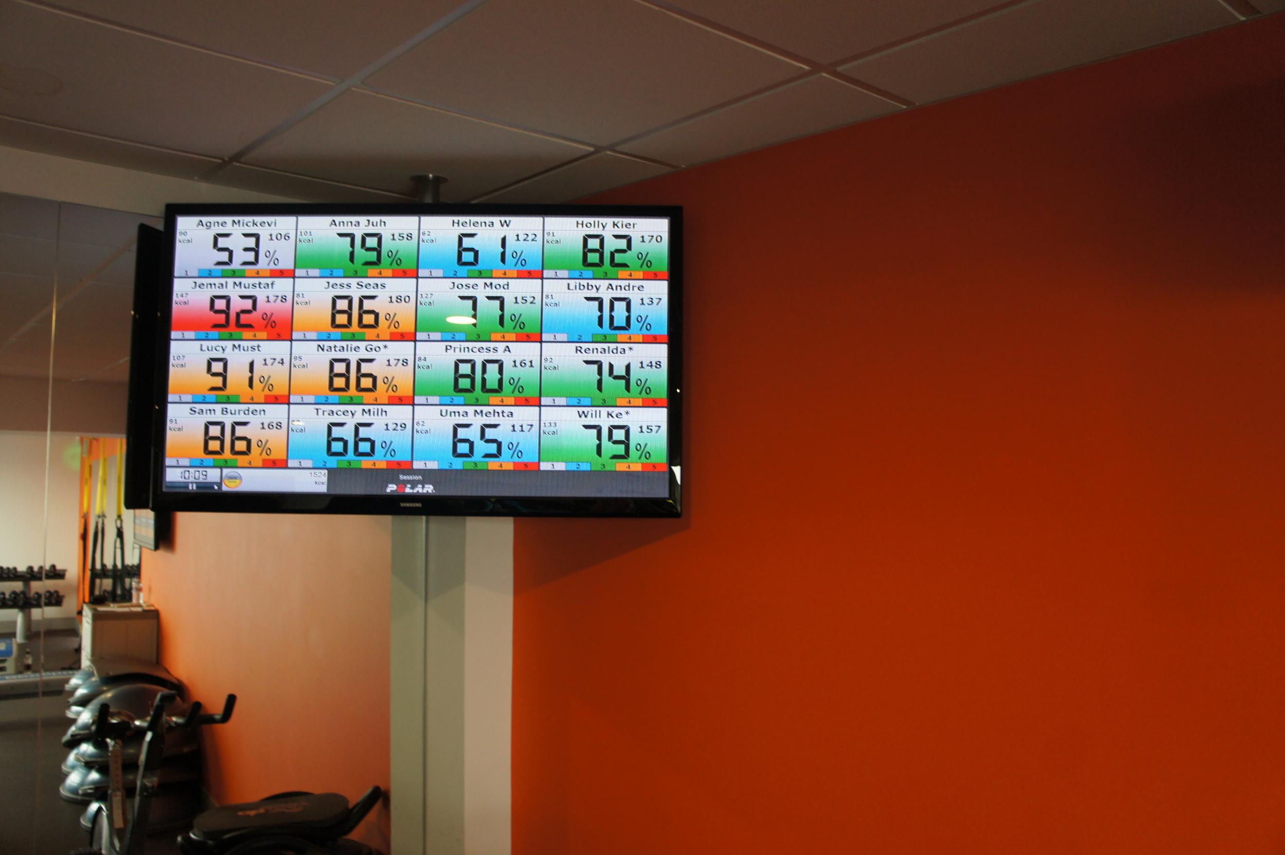Orangetheory-Heart-Rate-Zone-Screen