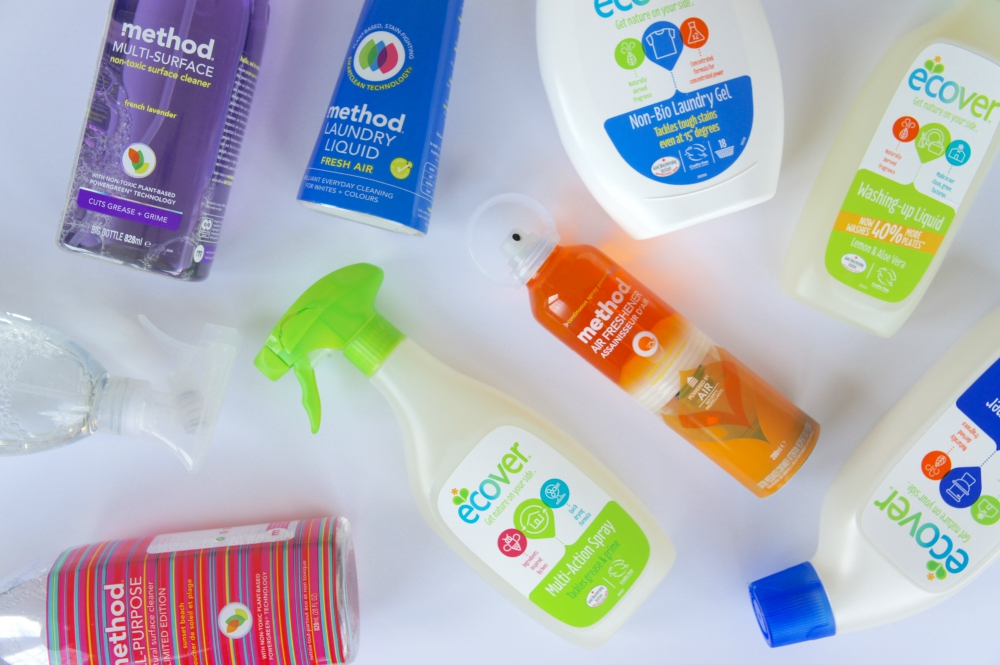 Detox Home Cleaning Brands