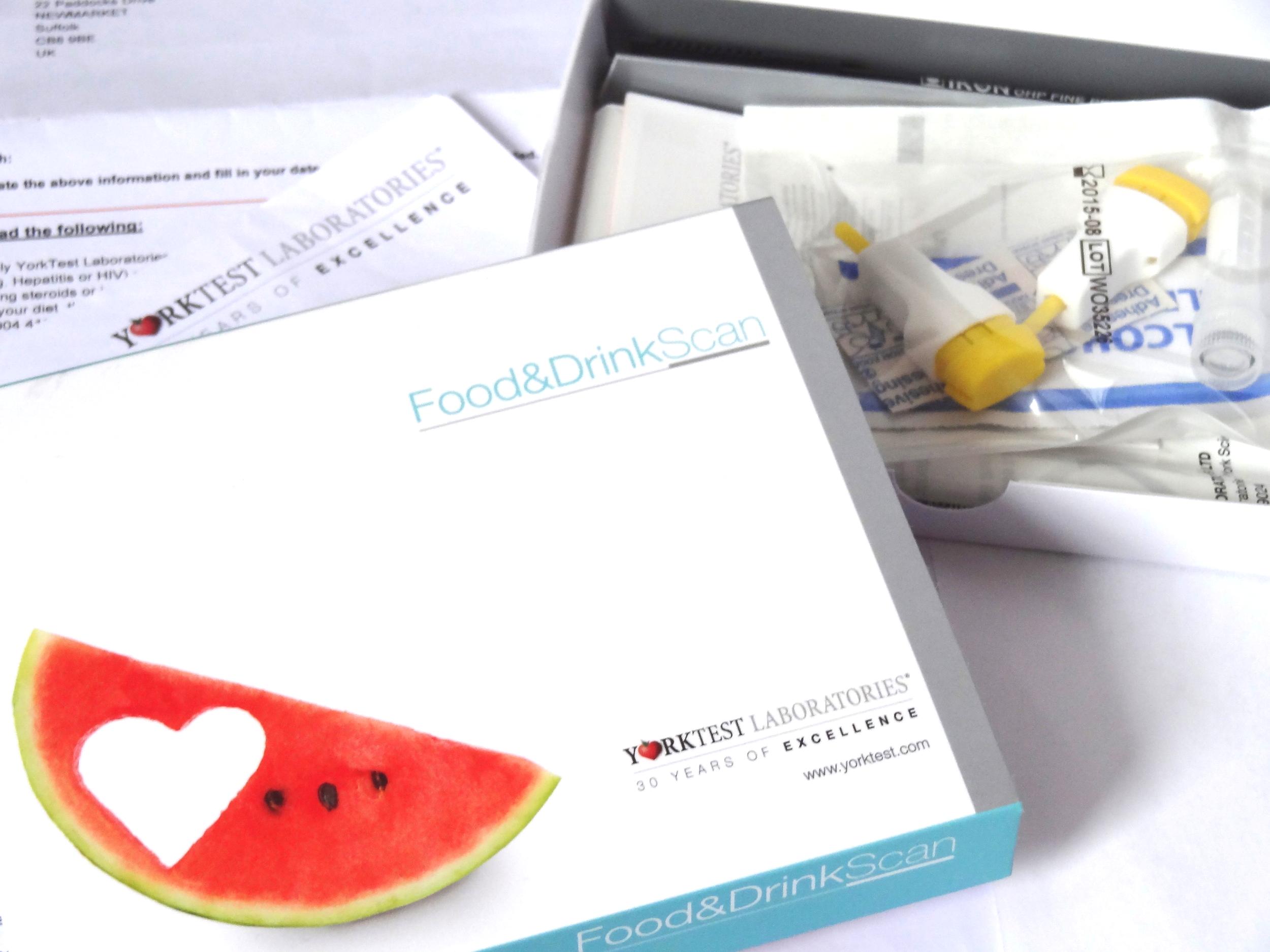 York-Test-Food-Intolerance-Testing-Kit