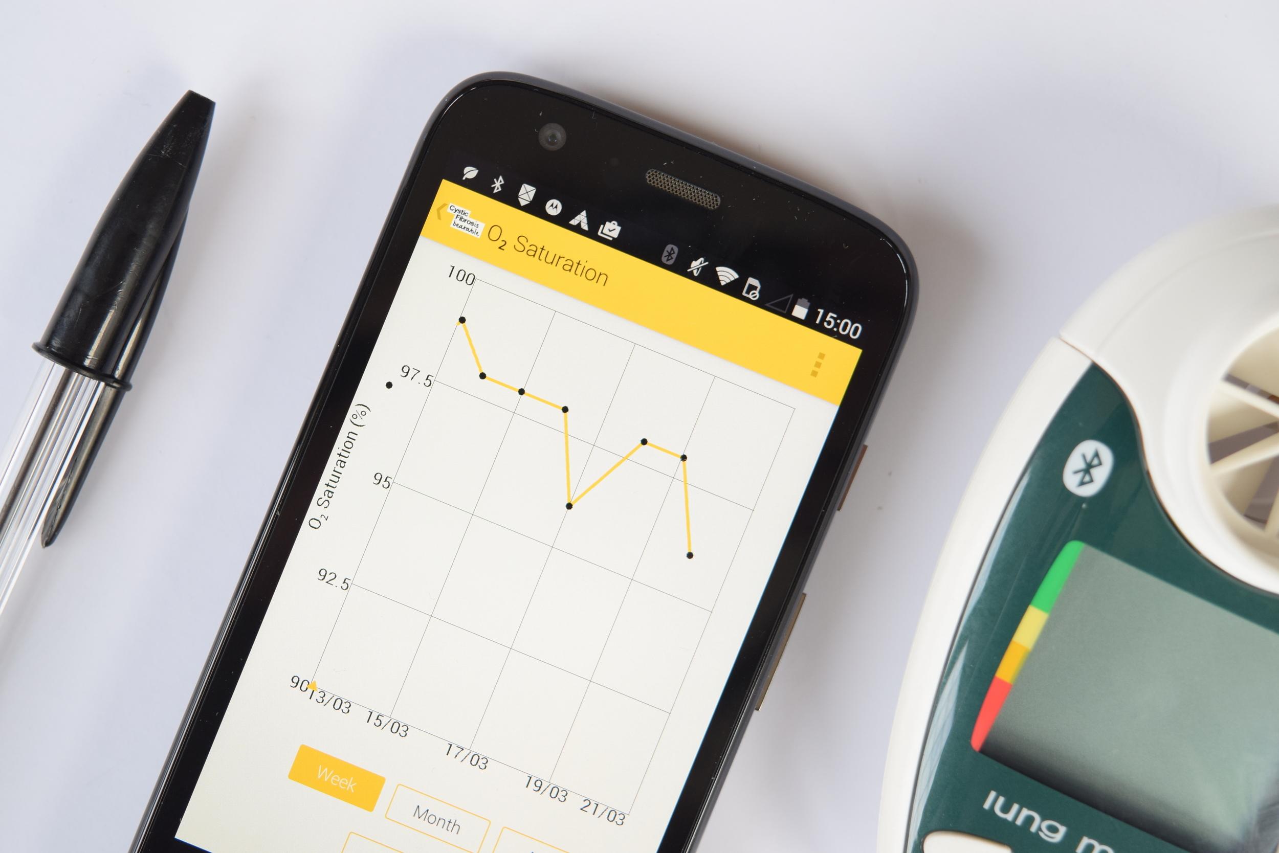 Health-Monitoring-App