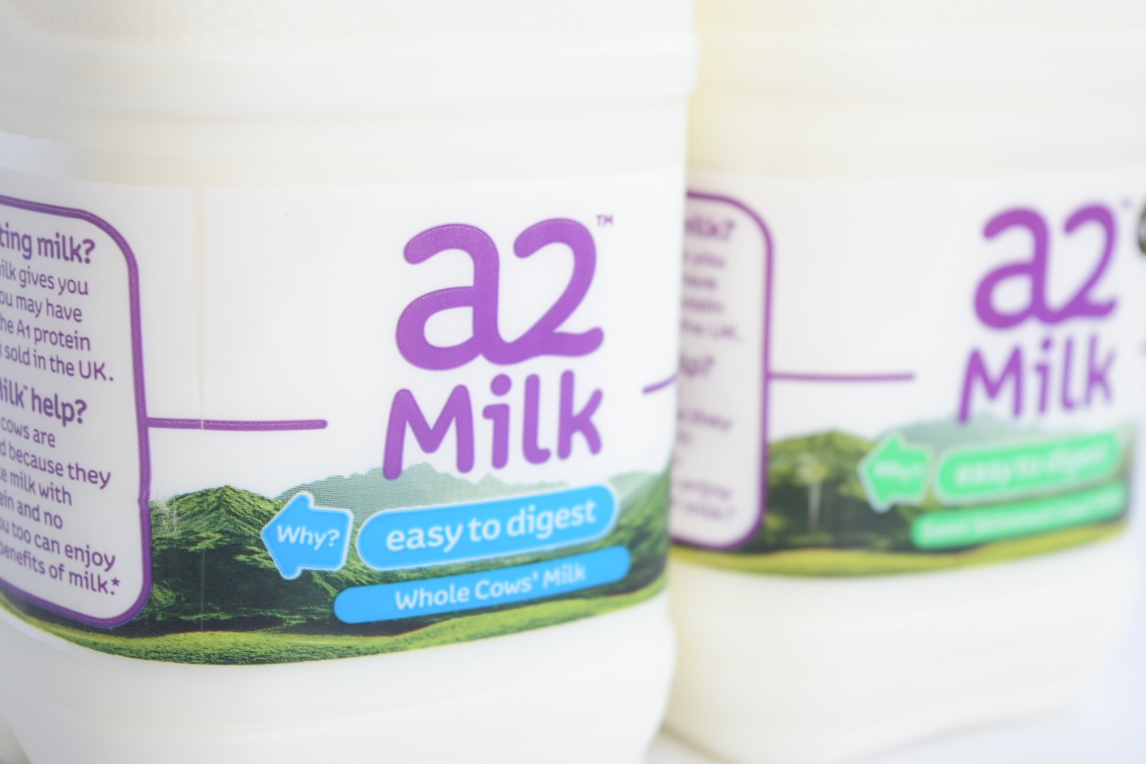 a2 easy to digest milk