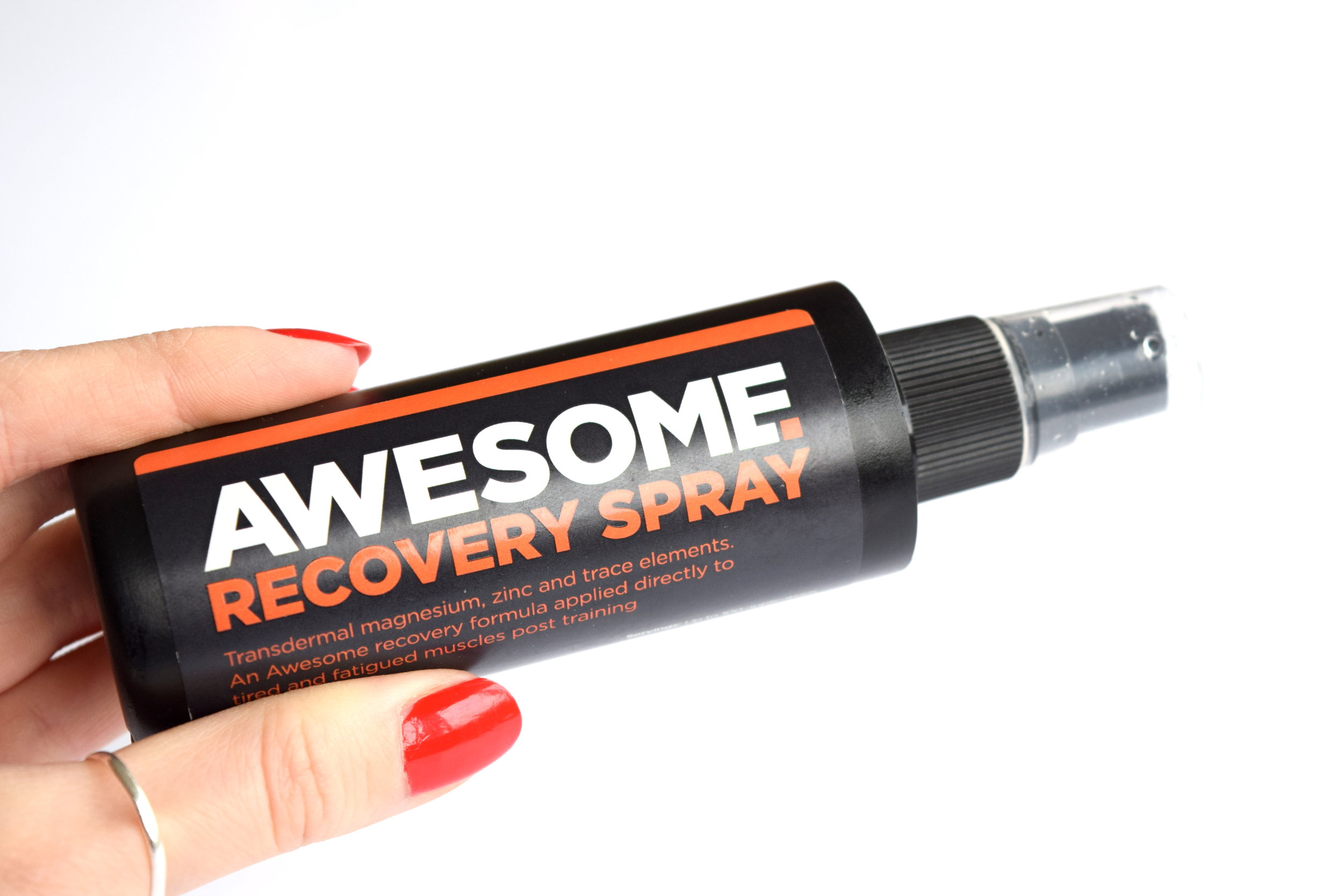 Recovery-Spray-Magnesium-Oil-Review-Awesome-Supplements-Health-Blogger