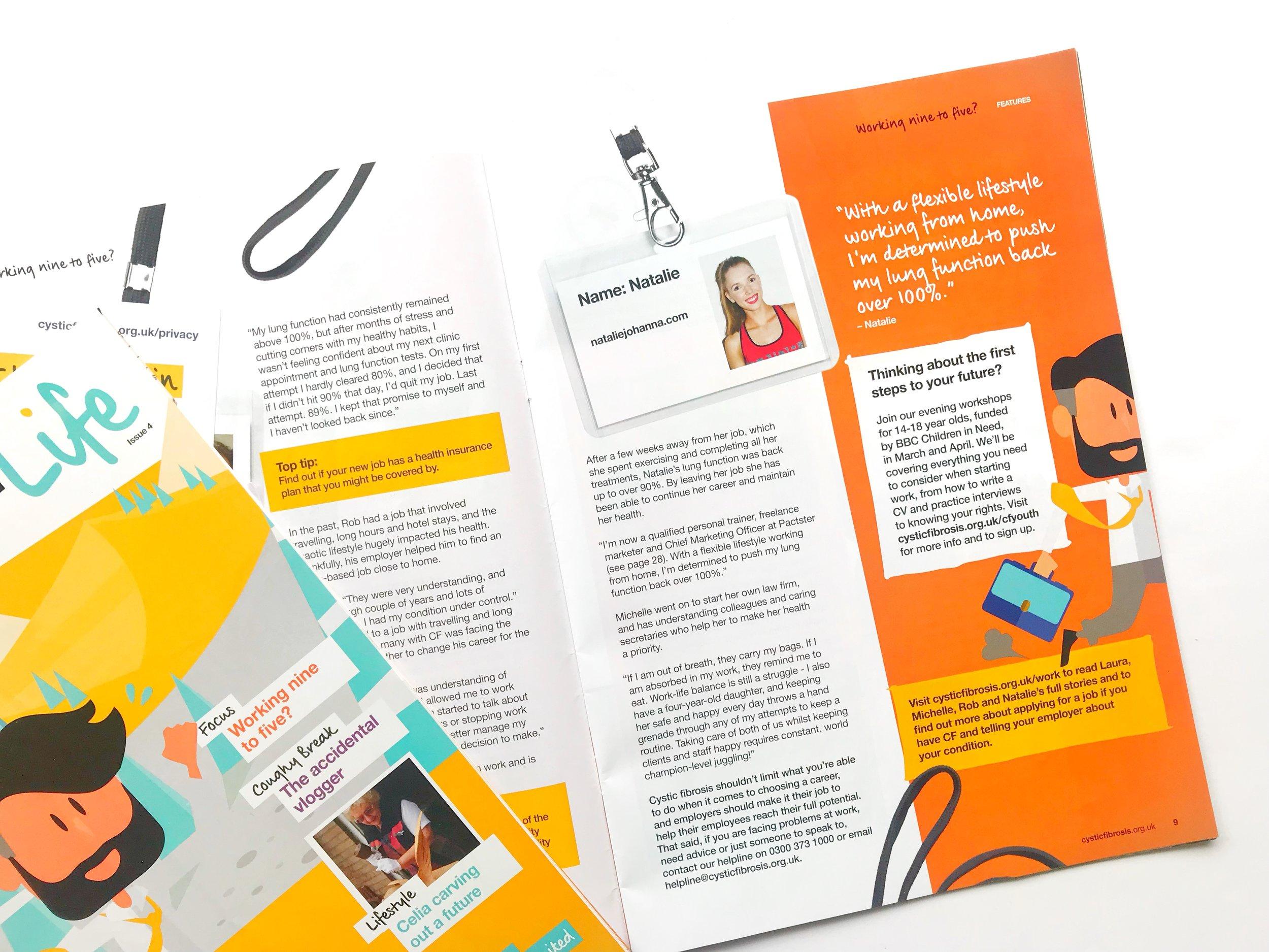 Cystic-Fibrosis-CF-Life-Magazine-Work-Career-Article-Natalie-Goodchild-health