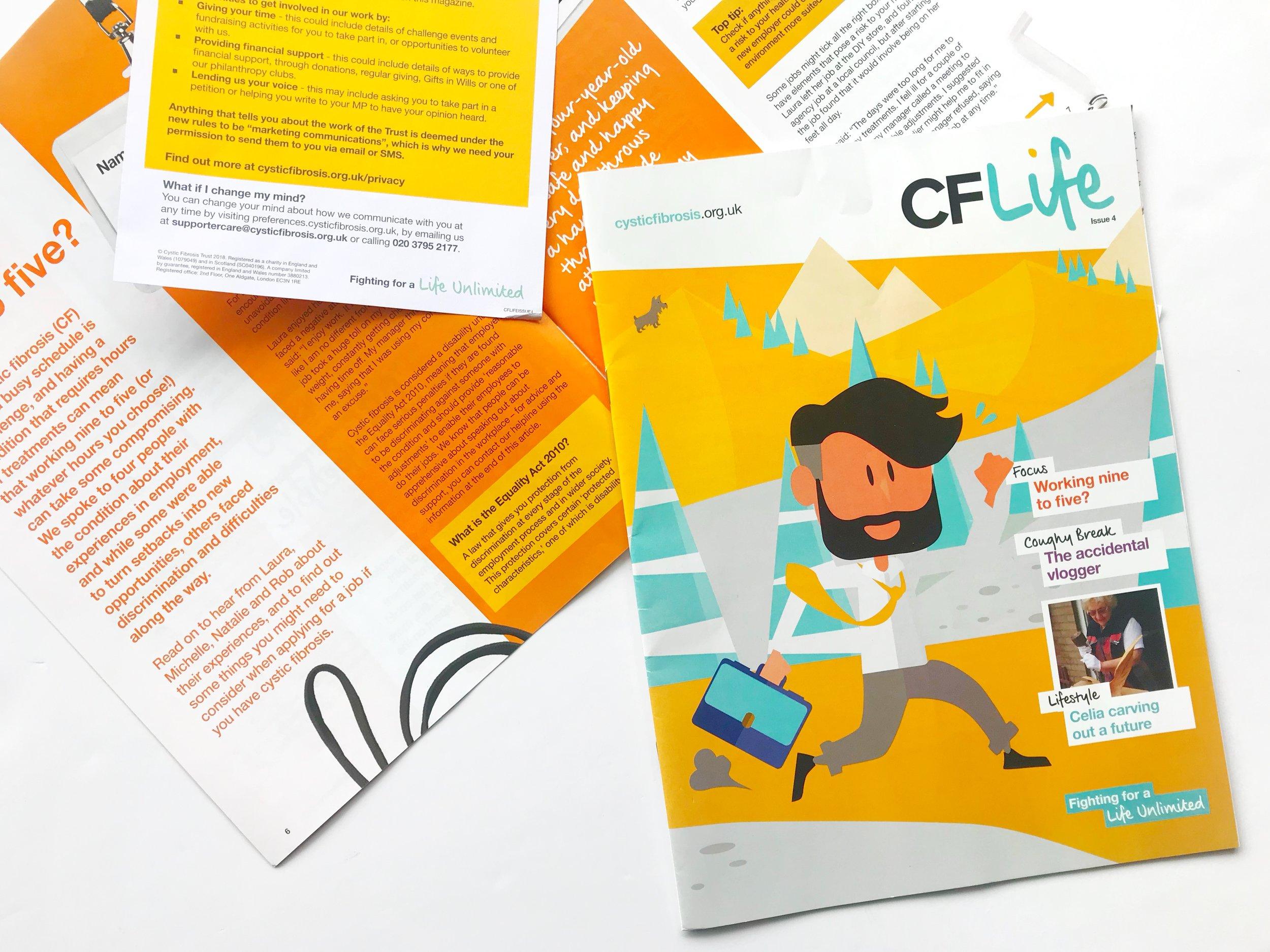 Cystic-Fibrosis-CF-Life-Magazine-Work-Career-Article-Natalie-Goodchild-fitness