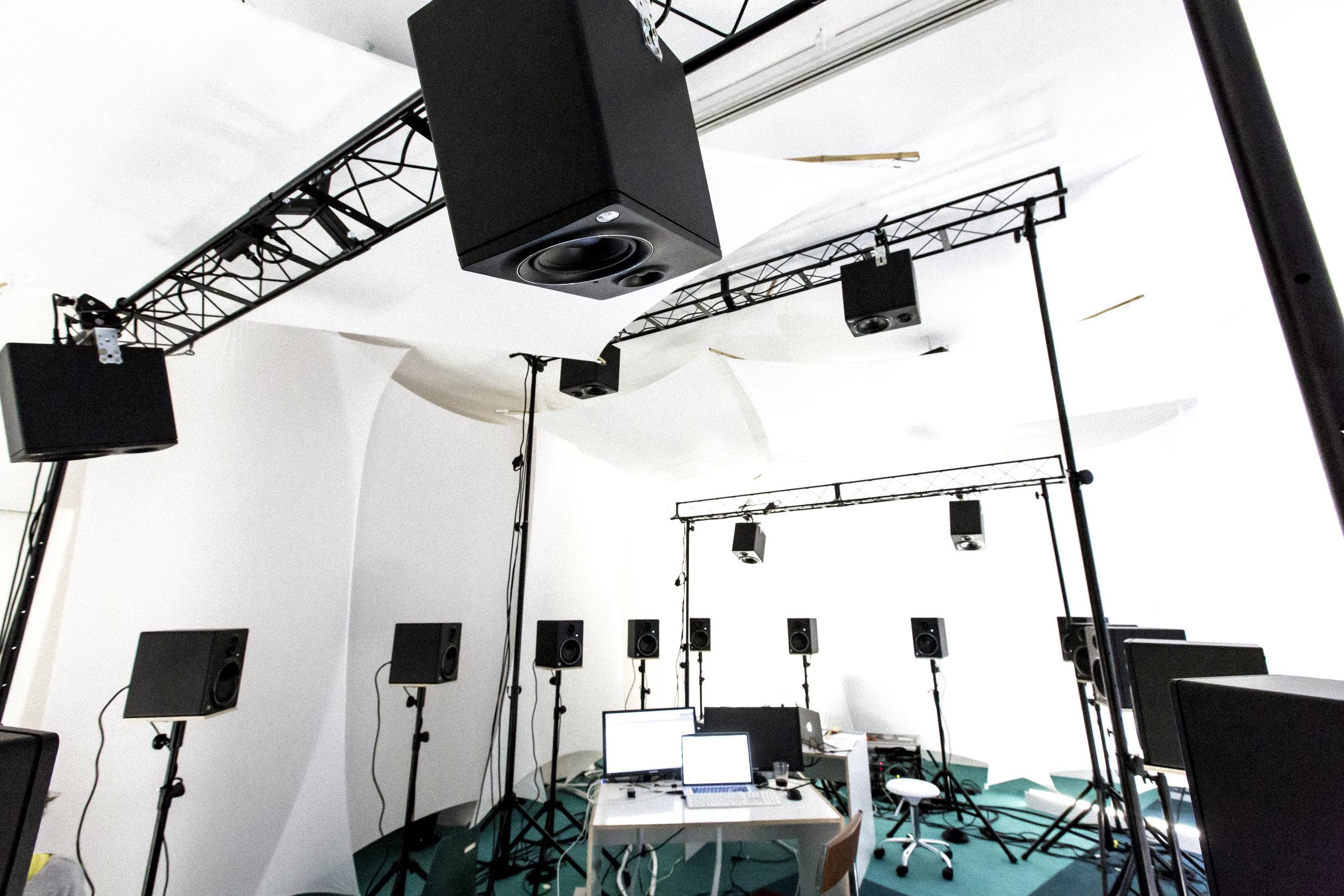 Customized loudspeaker configuration
