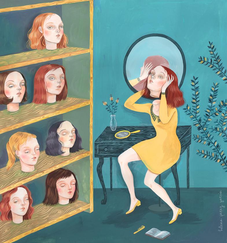 The Dresser (2016)—Cheltenham Illustration Award
