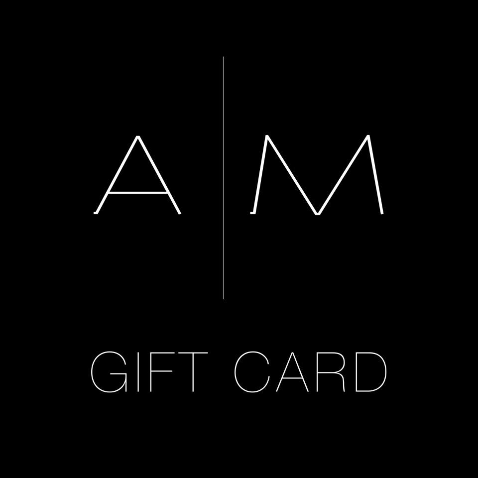 Personal fashion stylist gift card