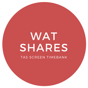 WAT SHARES-Wide Angle Tasmania - In September 2017 I was engaged via Wide Angle Tasmania as Project Manager of WAT SHARES; a pilot project funded by the Tasmanian Community Fund. This innovative project is developed specifically for the Tasmanian screen sector in response to the need to expand opportunities in professional development, to grow networks, increase collaboration and to provide a non-monetary model for screen practitioner development in Tasmania.WAT SHARES provides an online platform that enables individuals to trade skills and time. It has been designed to be as sustainable as possible with scope to grow and respond to industry needs. It enables members to trade time and skills within a structure that encourages professionalism, reciprocity and professional development. The website is currently in development and will be launched in Launceston on 8 February, 2018 and then in Hobart on 16 February. You can sign up as a shareholder and access details of the Launceston on the Wide Angle Facebook page www.wideangle.org.au