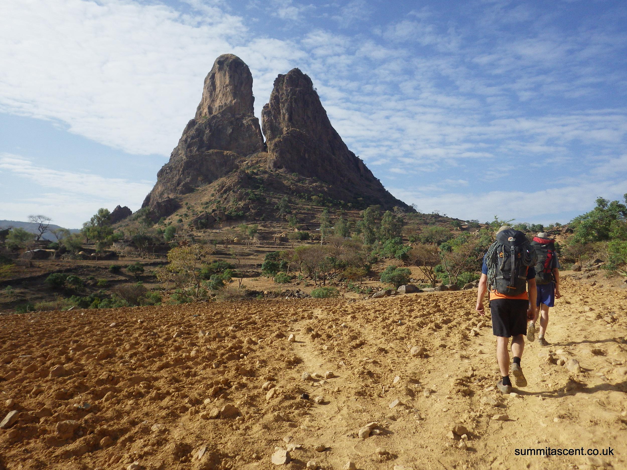 Tahati Logumte, Adwa Mountains, Ethiopia