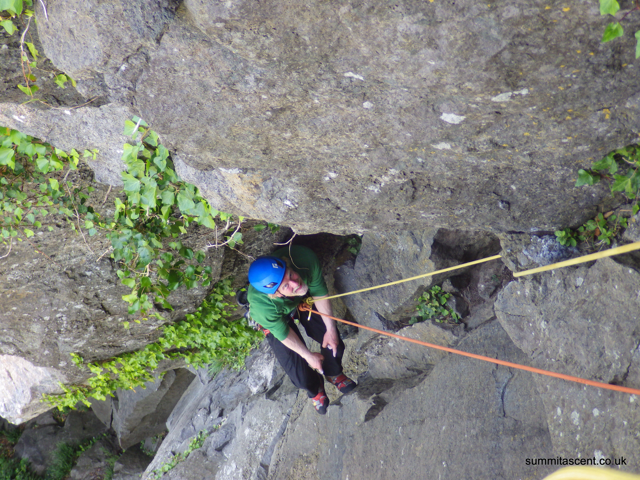 Striptease, Tremadog, North Wales