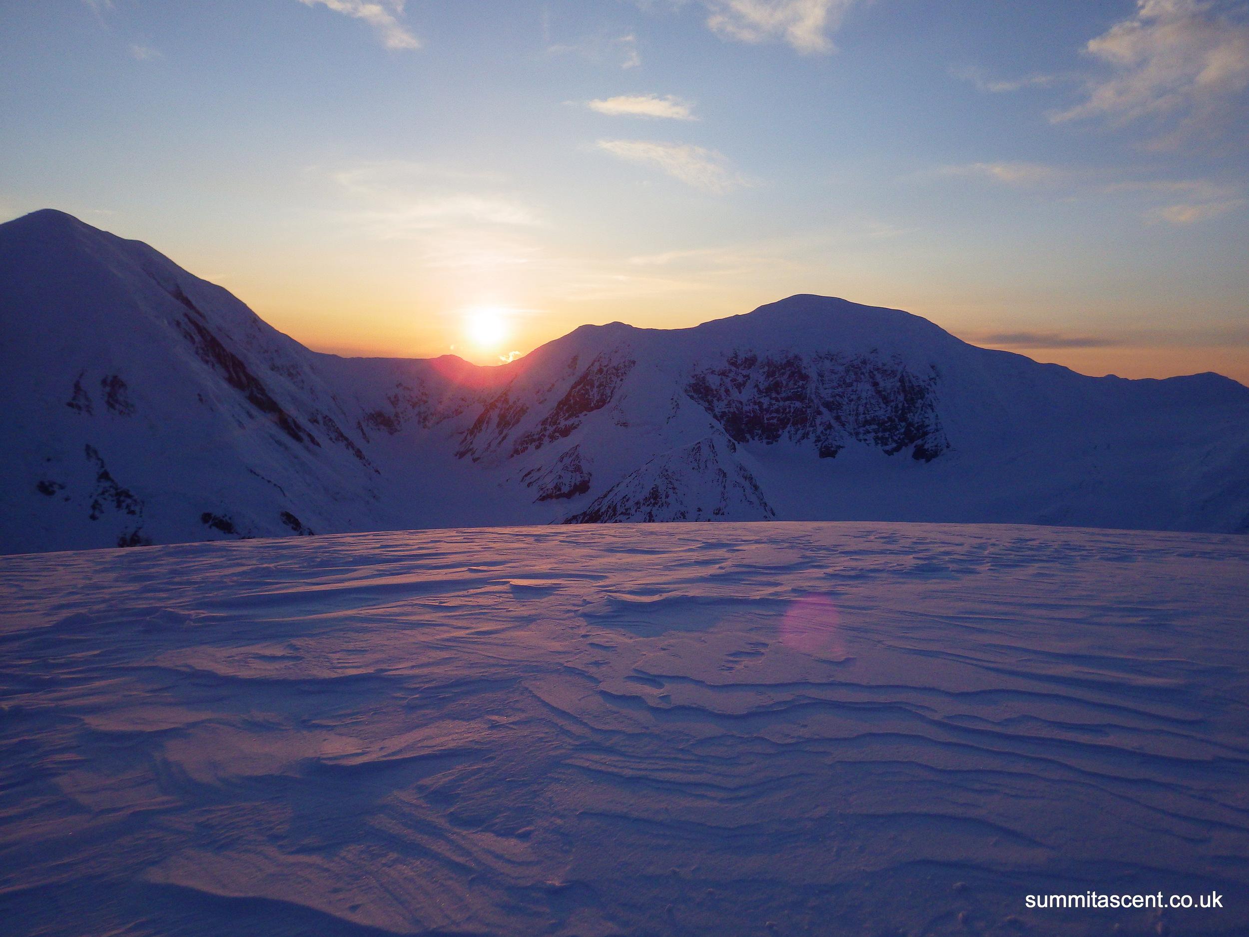 Summit, Mount Frances