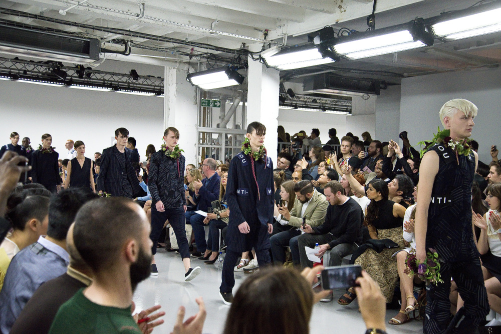 LONDON COLLECTIONS MENS SS15